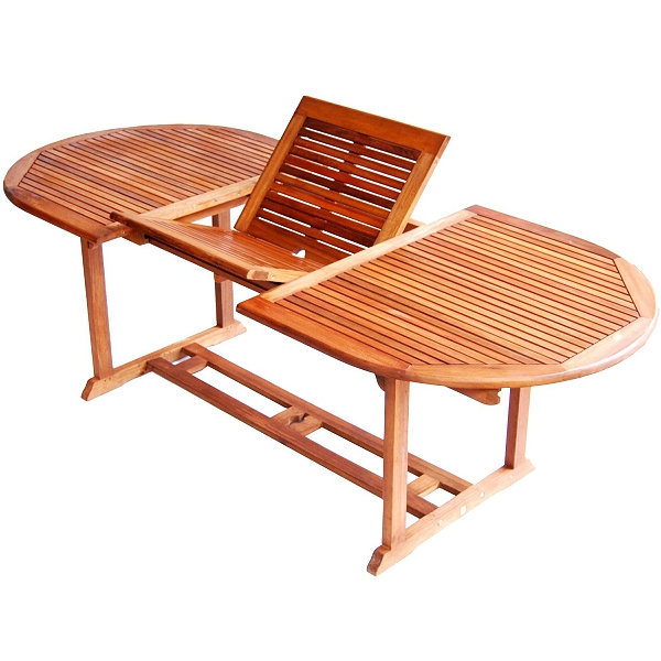 Inch Extendable Patio Dining Table